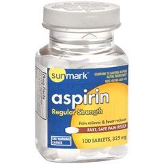 Generic Aspirin - 325 mg