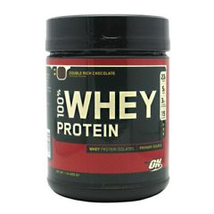 Optimum Nutrition 100% Whey Protein - Double Rich Chocolate