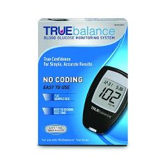Invacare Supply Group TRUEbalance Blood Glucose Starter Kit