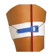Pepper Medical Foley Catheter Legband Holder
