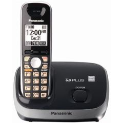 Panasonic Rubber Easy Grip Cordless Phone 6.0 DECT