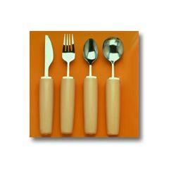 AliMed Comfort Grip Cutlery Teaspoon