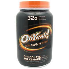 ScripHessco ISS OhYeah! Protein Powder - Chocolate Milkshake