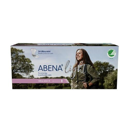 Abena™ Light For Women |  Bladder Control Pads