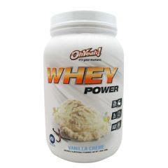 Oh Yeah! ISS Oh Yeah! Whey Power - Vanilla Creme