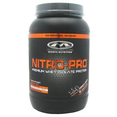 Muscleology Nitro-Pro - Cookies and Cream