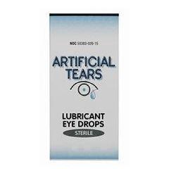 McKesson Artificial Tears Eye Drops - .5 oz Bottle