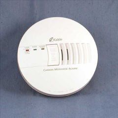Kidde Hard Wired Carbon Monoxide Alarm with Backup