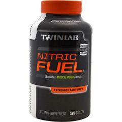 Strength   Pump TwinLab Strength + Pump Nitric Fuel