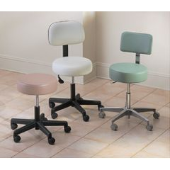 AliMed Qualcraft Deluxe Pneumatic Stool
