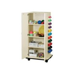 Clinton Industries Cabinet Rac With Doors