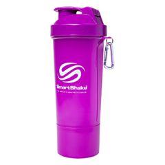 Slim Smart Shake Slim Shaker Cup - Neon Purple