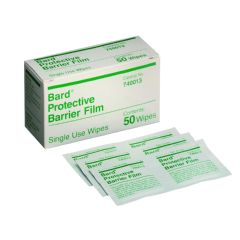 Bard Protective Barrier Film - Individual Wipes