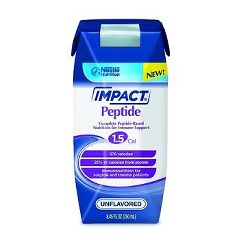 Invacare Supply Group Impact Peptide 1.3 Immunonutrition Supplement