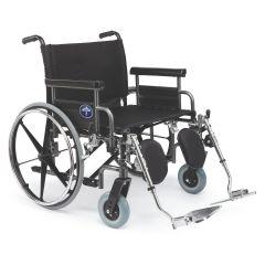 Medline Shuttle Extra-Wide Wheelchairs