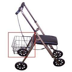 Drive Economy Knee Walker Carry Basket
