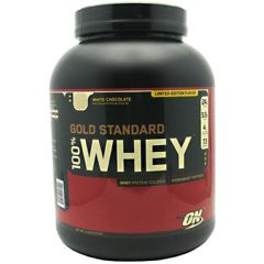 Gold Standard Optimum Nutrition Gold Standard 100% Whey - White Chocolate