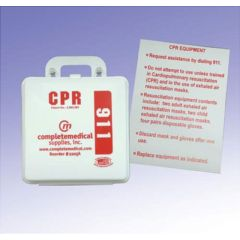 Complete Medical Supplies Restaurant CPR First Aid Kit