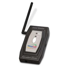 Silent Call Communications Silent Call Signature Series Sound Monitor Transmitter