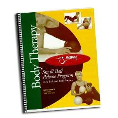 FitBALL Body Therapy - Small Ball Release - Book