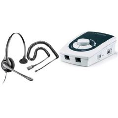 Serene Innovations Inc Serene Innovations UA-50 Business Phone Amplifier with H251N Headset