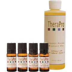 ScripHessco Therapro Aromatherapy Massage Kit
