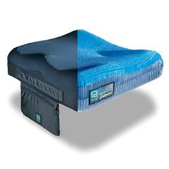 Supracor Stimulite Contoured Wheelchair Cushion - Flat Bottom