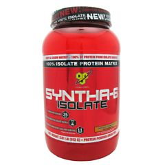 Isolate BSN Isolate Syntha-6 - Chocolate Peanut Butter
