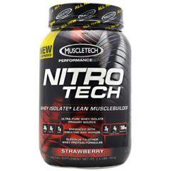 MuscleTech Performance Series Nitro-Tech - Strawberry