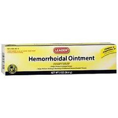 Cardinal Health Leader Hemorrhoidal Ointment