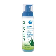 ConvaTec Aloe Vesta 3 in 1 No Rinse Cleansing Foam