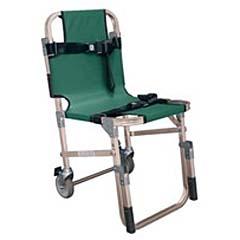 """Evacuation Chair w/5"""" Rear Wheels"""