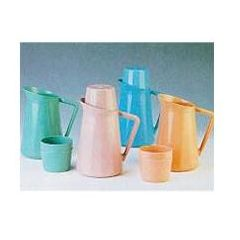 Medegen Roommates Bedside Pitcher with Cup Cover - 1 Qt.