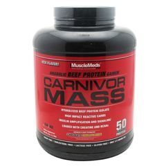 Muscle Meds Carnivor Mass - Chocolate Peanut Butter