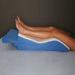 Deluxe Comfort Memory Foam Adjustable Leg Support