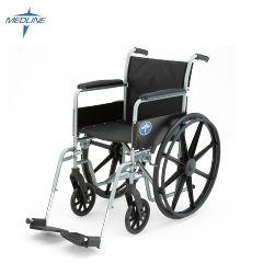 """Medline K1 Basic Wheelchair - 18"""" x 16"""""""