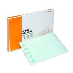 "Opsite Flexigrid Transparent Film Dressing - 6 x 8"""