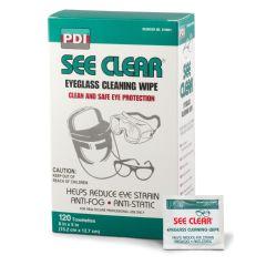 See Clear Eye Glass Wipes