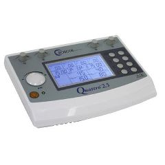 Quattro 2.5 Professional Device-TENS/EMS/IF/Russian