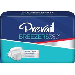 Prevail - First Quality Prevail® Breezers360°™ Adult Briefs