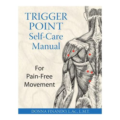 Simon And Schuster Trigger Point Self Care Manual Model 527 0184