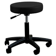 Oakworks Basic Stool - Black