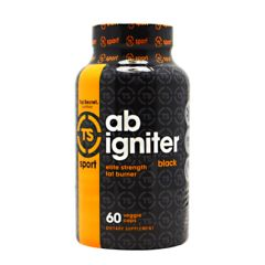 Black Top Secret Nutrition Black Ab Igniter Black