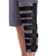 Medline Cut-Away Knee Immobilizer