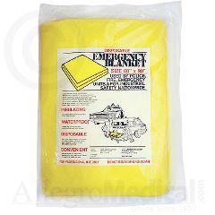 US Foam Emergency Foam Blanket - 60in X 90in