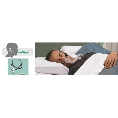 Fisher & Paykel Healthcare Infinity Direct Nasal Mask Model 095 5090