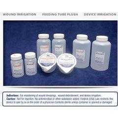 Medikmark Inc Saline Unit Dose Irrigation Solutions 100mL Jar