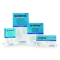 Silvercel Antimicrobial Alginate Dressing - 2 x 2""