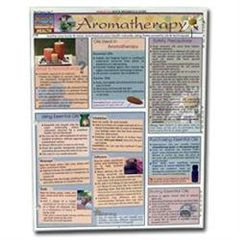 Bar Charts, Inc Aromatherapy Quick Reference Guide