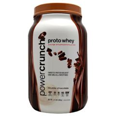BNRG Power Crunch Proto Whey - Double Chocolate